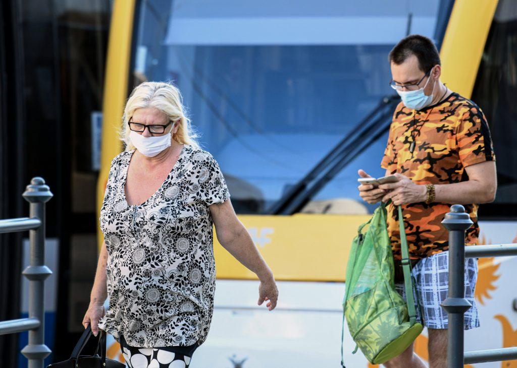 Coronavirus: 87 Prozent der Ungarn tragen Masken