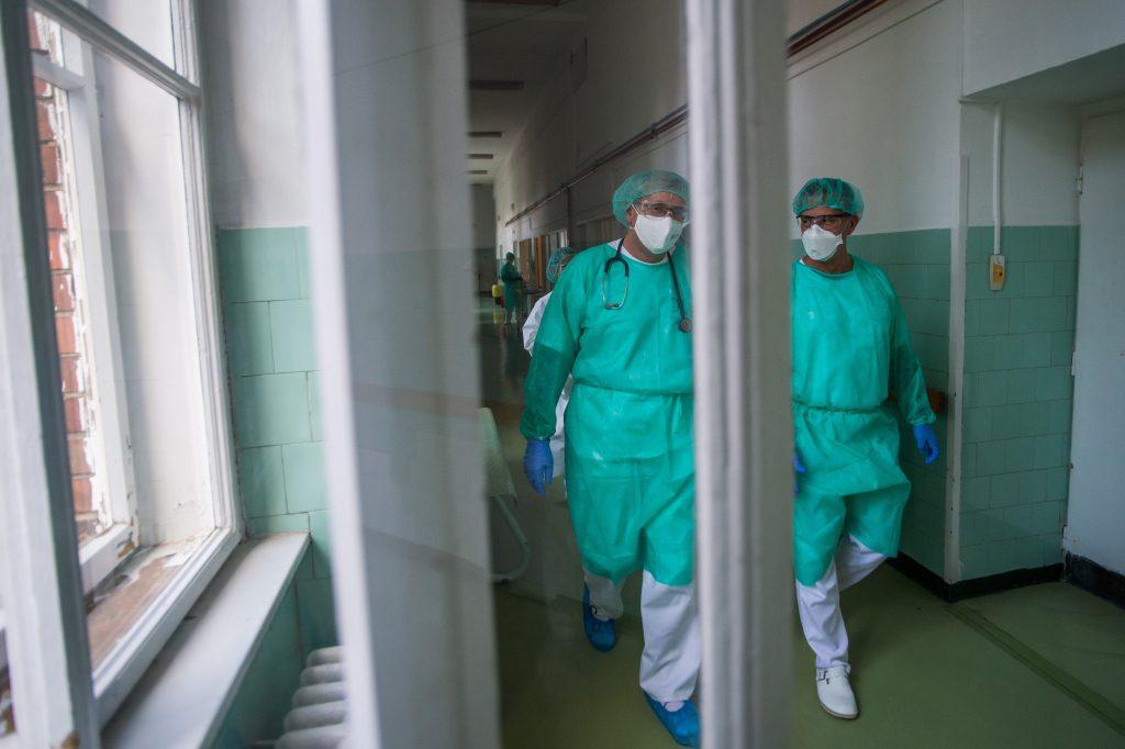 Coronavirus: Kein Todesfall, 32 Neuinfektionen in Ungarn post's picture