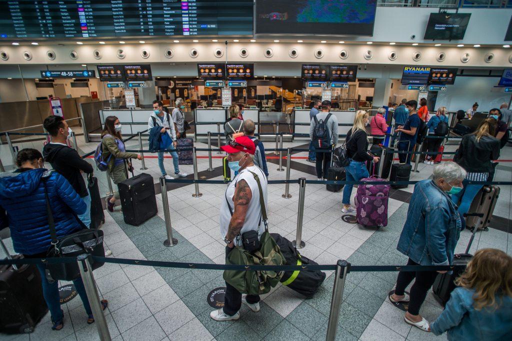 Flughafen Budapest: Passagierzahlen steigen post's picture