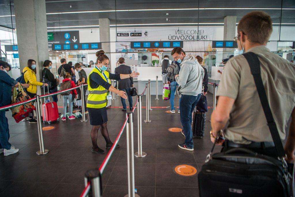Rückgang: Flughafen Budapest erwartet 3.000 Passagiere pro Tag post's picture