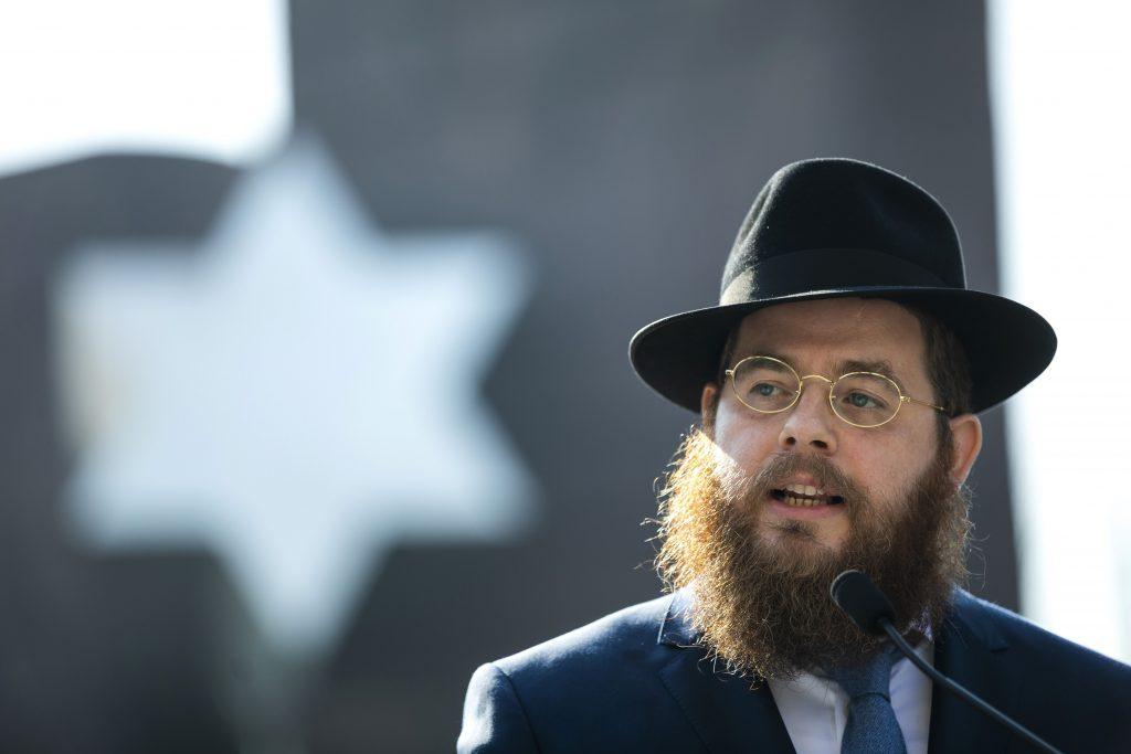 EMIH Rabbiner zu Roth: Ungarn ist ein besonders sicherer Ort für Juden