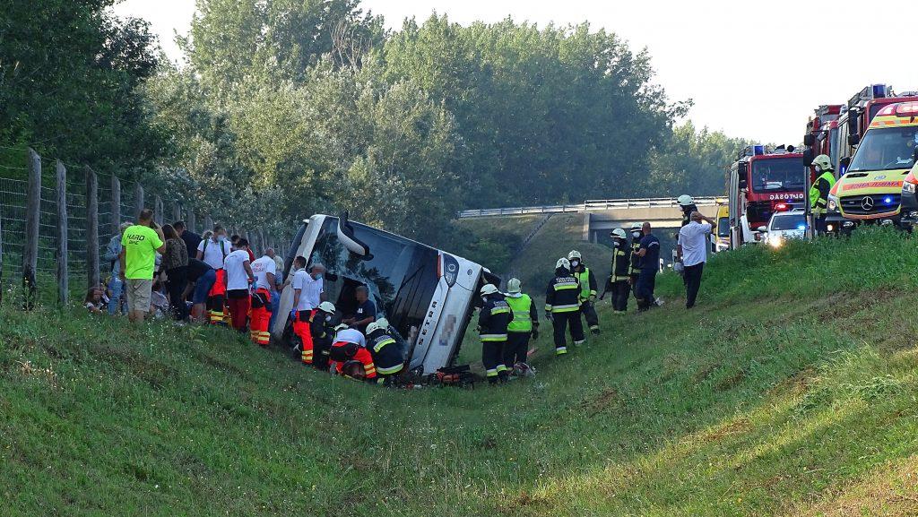 Polnischer Busunfall: Außenminister spricht sein Beileid aus