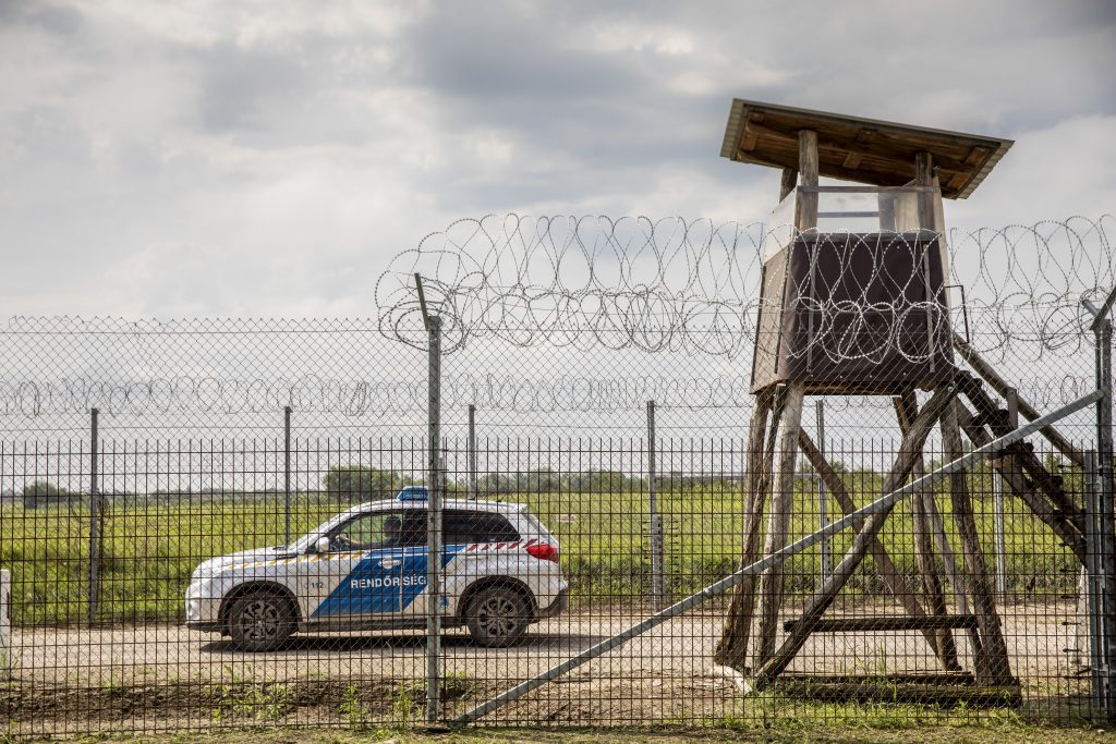Serbischer Menschenschmuggler in Südungarn festgenommen