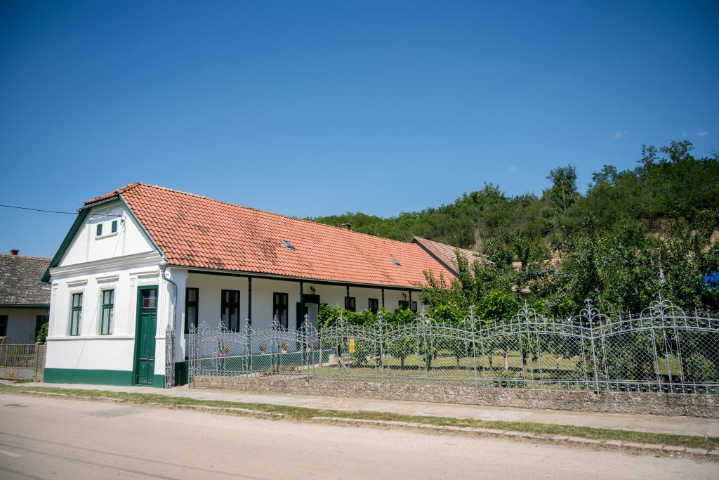 Gemeindehaus der deutschen Minderheit in Gyönk wurde renoviert