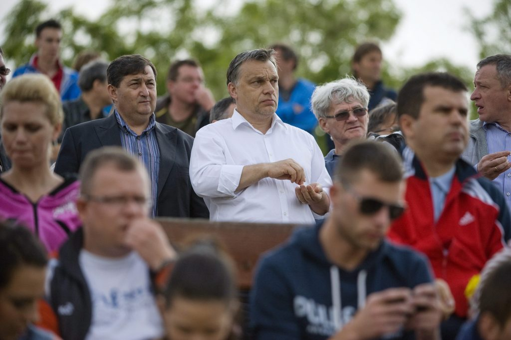 SV Mattersburg: Orbáns Freund Mészáros soll einsteigen?