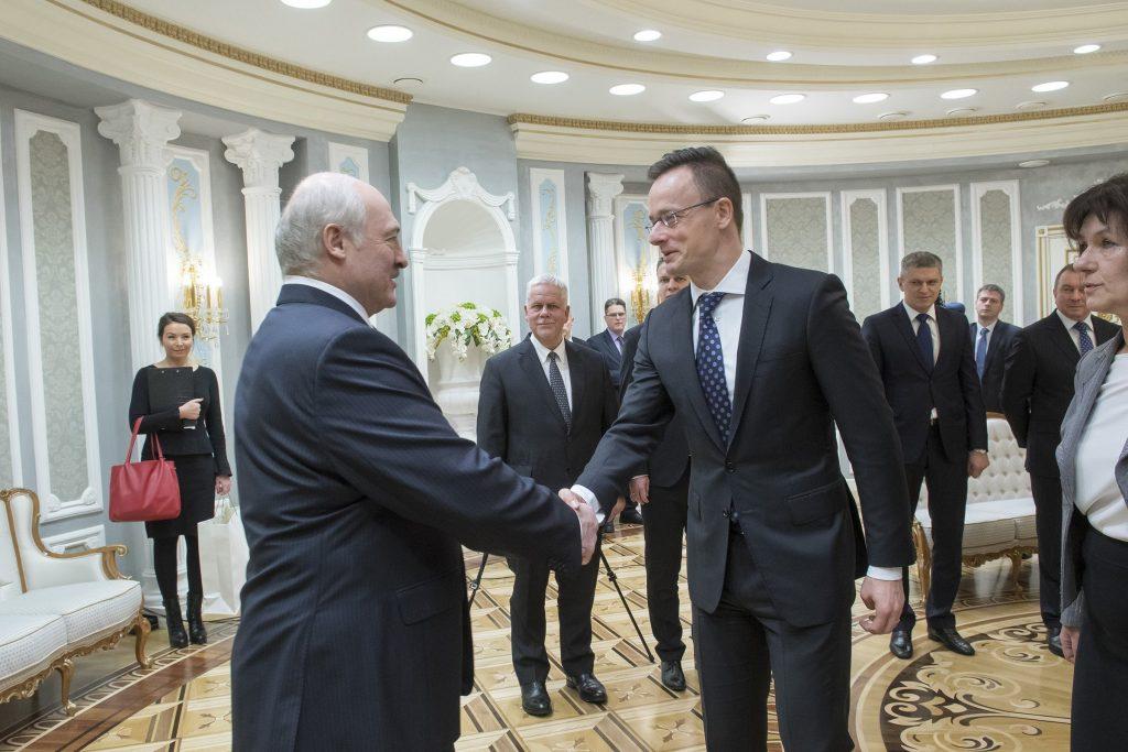 """Außenminister: """"Man soll beruhigende Lösungen finden, die auf dem Dialog beruhen"""""""