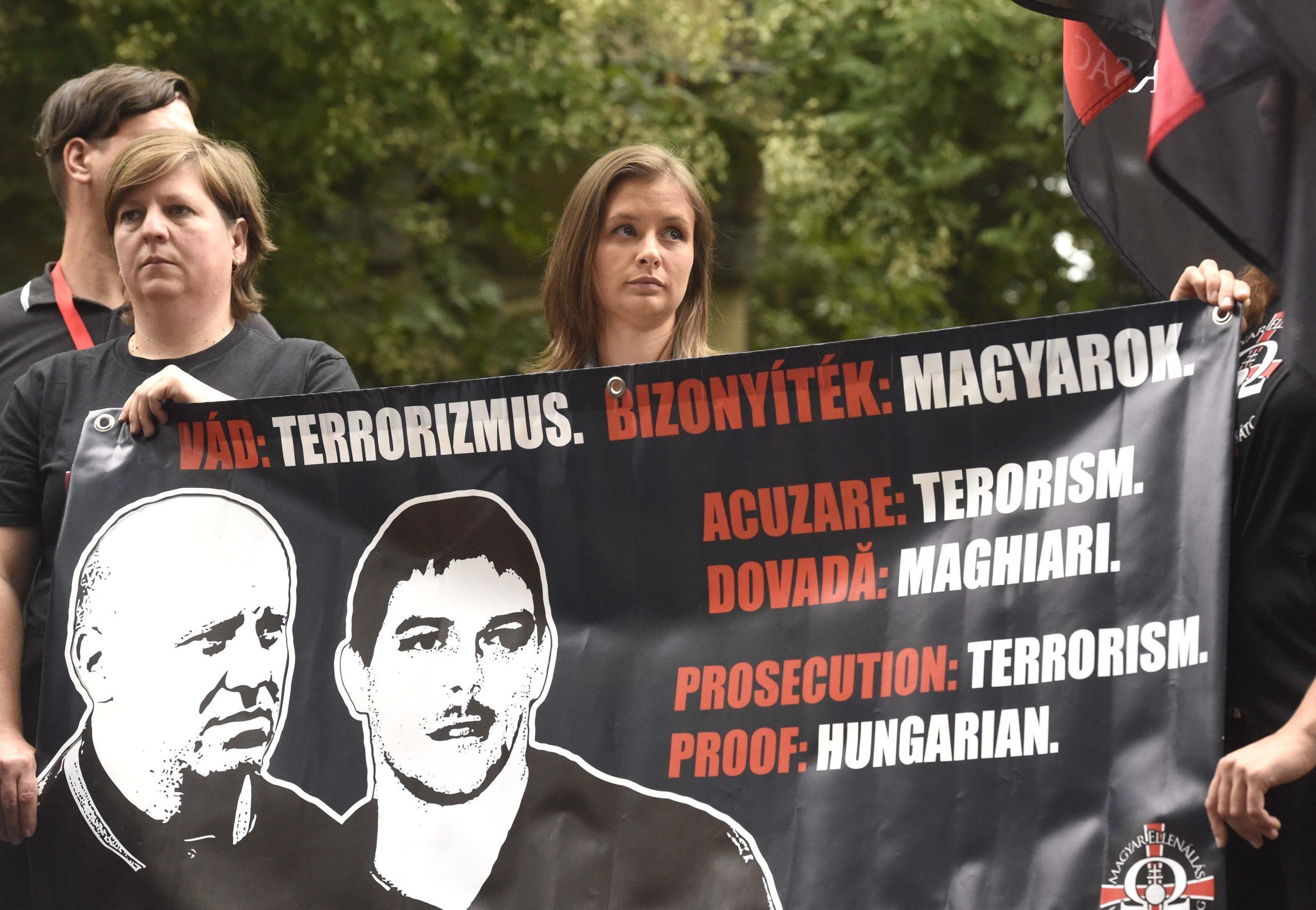 Schauprozess in Rumänien gegen zwei ethnische Ungarn post's picture
