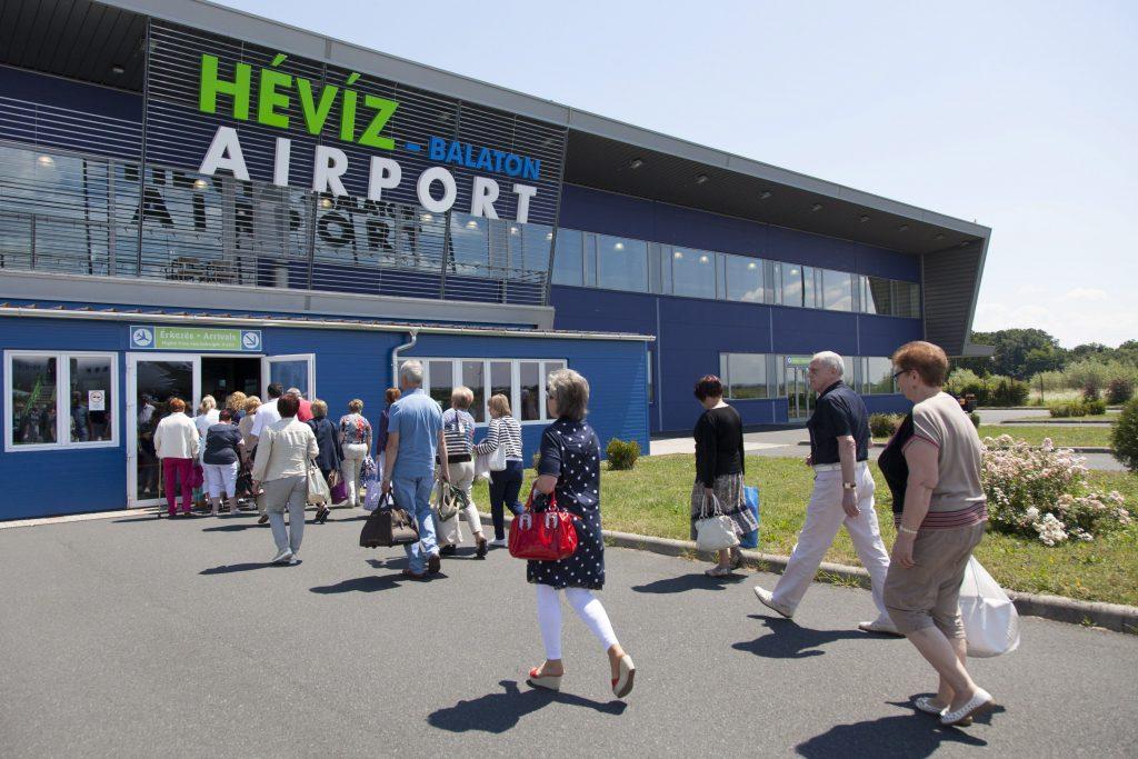 Stadtrat will den Hévíz-Balaton Airport Kft. an den Staat verkaufen