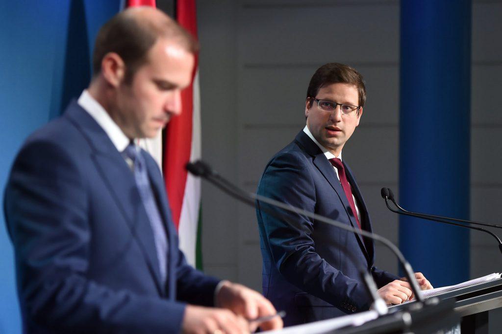Kommunikationsdirektor der Regierungspartei Fidesz mit Corona infiziert