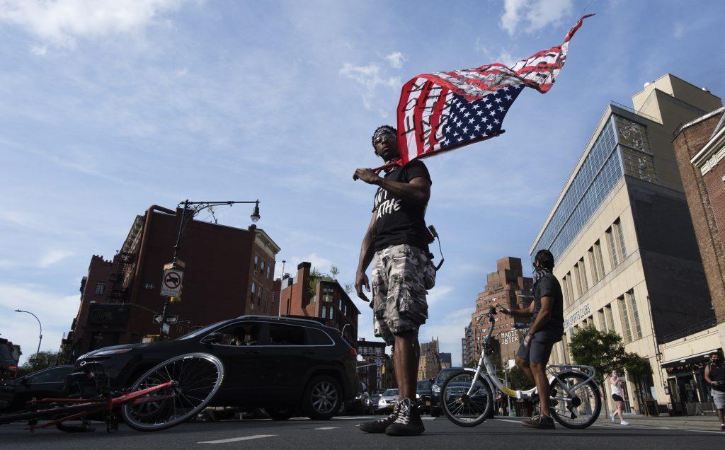 Budapost: Gedanken über die Unruhen in den USA