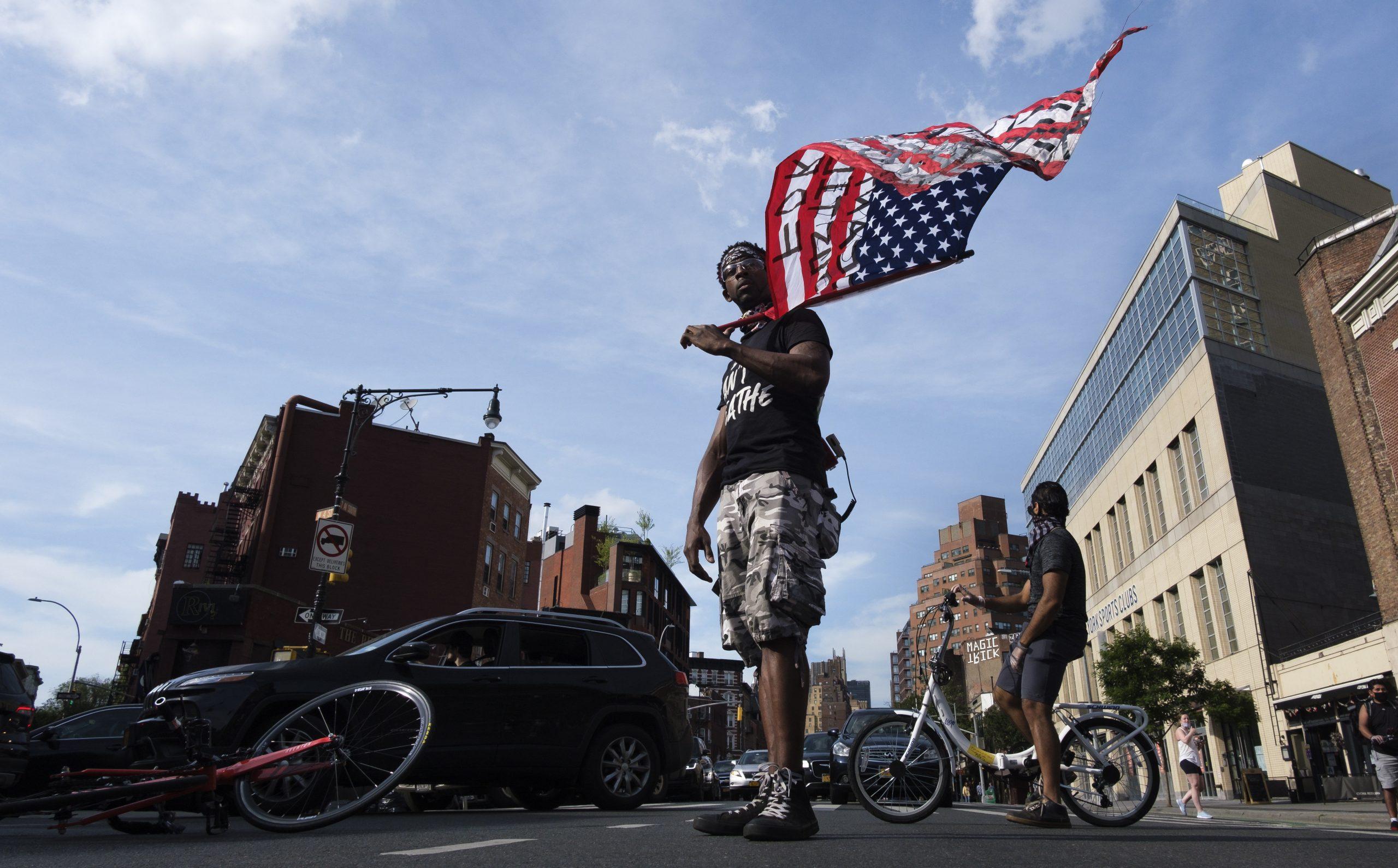 Budapost: Gedanken über die Unruhen in den USA post's picture