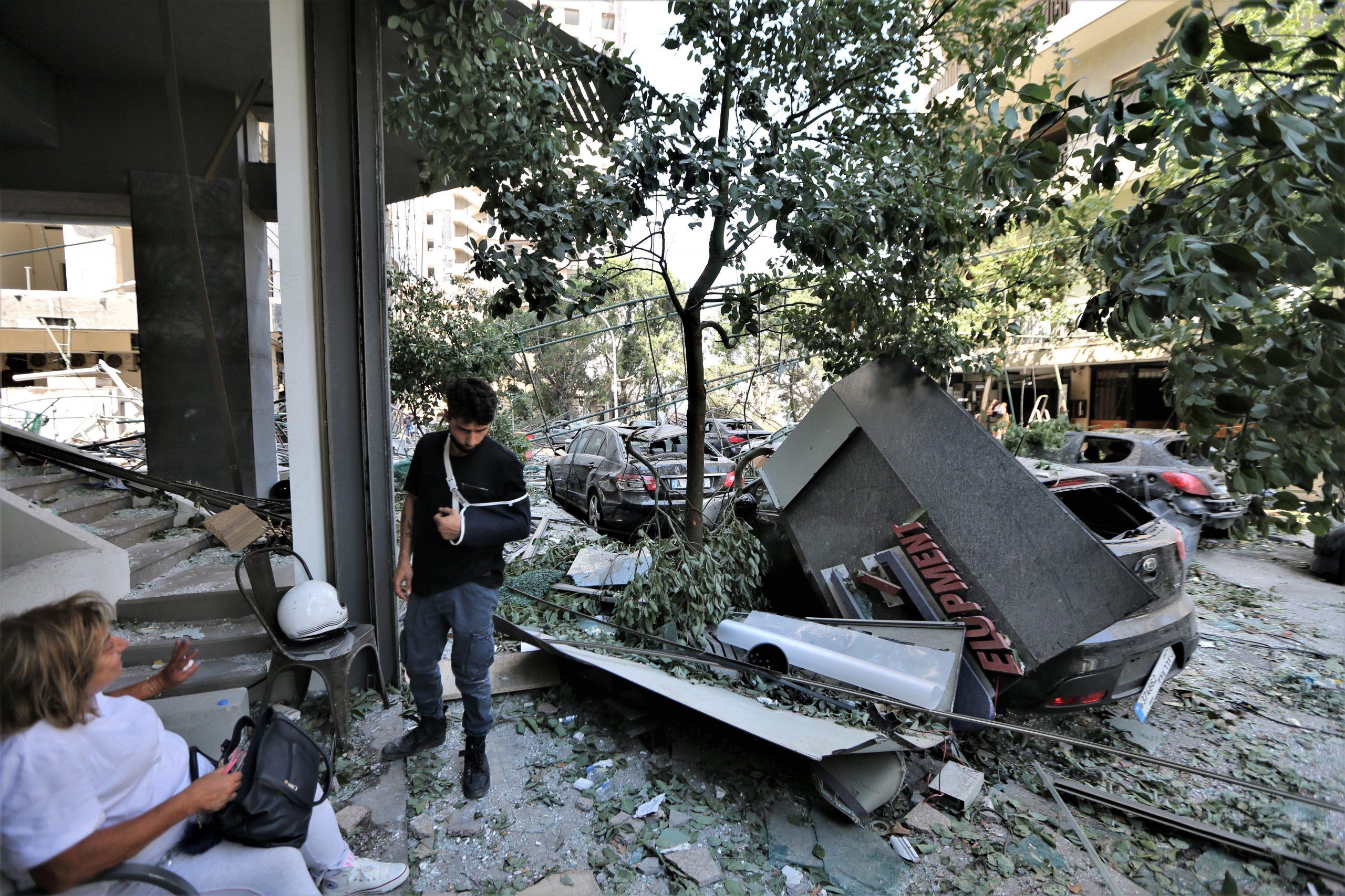 Ungarn spendet 1 Million Euro für die Opfer der Libanon-Explosion post's picture