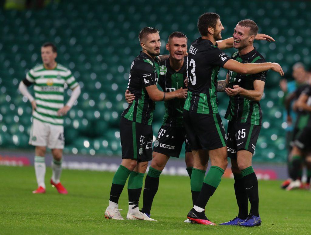 Überraschung in der Champions-League-Qualifikation: Fradi schlägt Celtic 2:1!