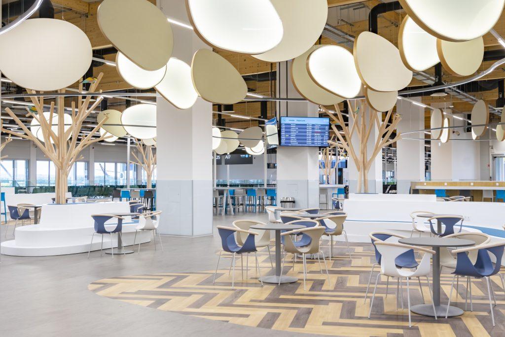 Passagiermole am Liszt Ferenc Flughafen eröffnet post's picture