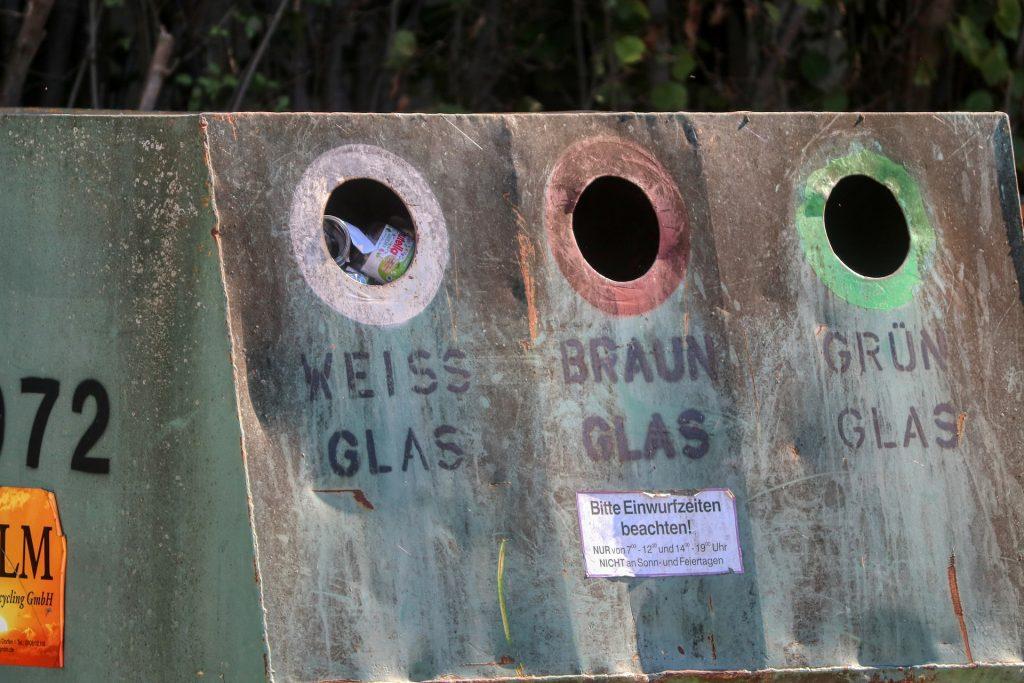 Innovationsminister: Recycling von Abfällen ist ein zentrales Ziel der Regierung