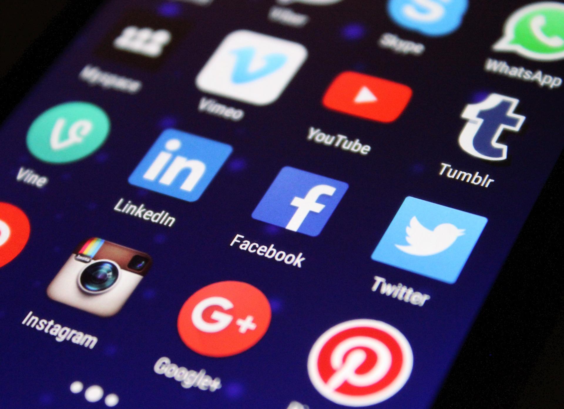 Reichweite der Regierungs-Facebook-Seite sinkt
