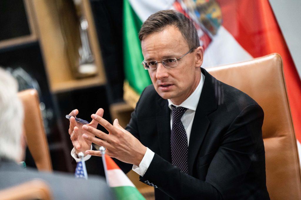 Außenminister Szijjártó: Trump würde den Friedensnobelpreis verdienen post's picture