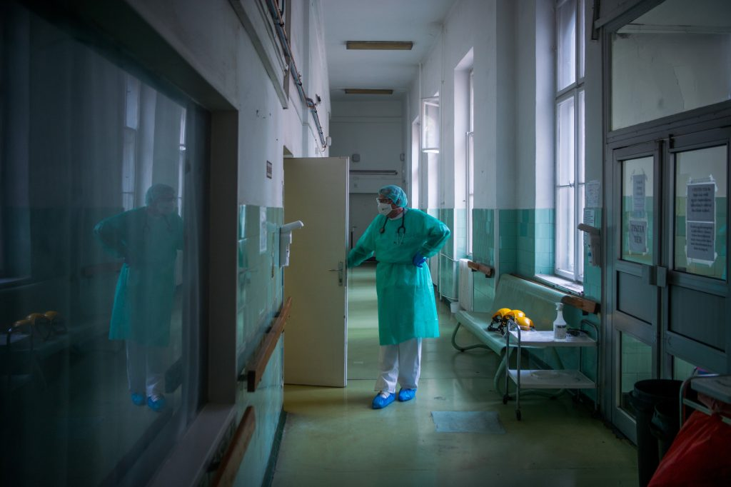 BREAKING: 916 Neuinfektionen in Ungarn post's picture