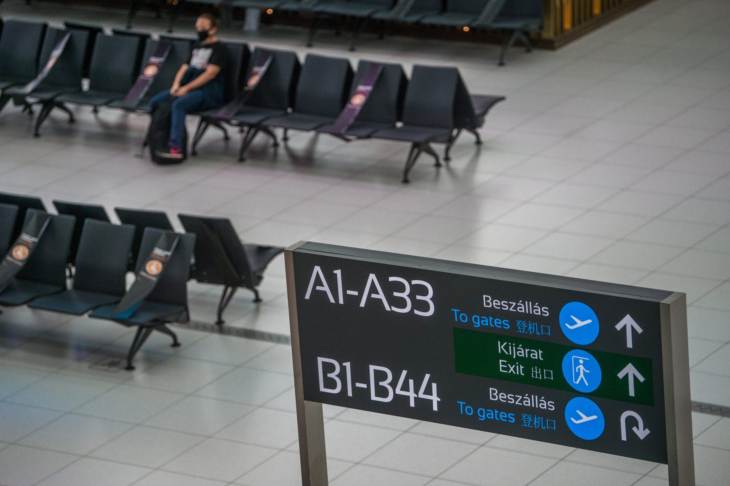 Liszt Ferenc Flughafen prognostiziert einen Rückgang der Passagierzahlen um 80 bis 90 Prozent post's picture