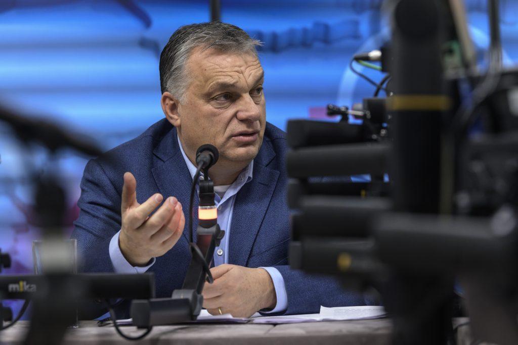 """Orbán: """"Im deutschsprachigen Raum ist die Korruption größer als in Ungarn"""""""