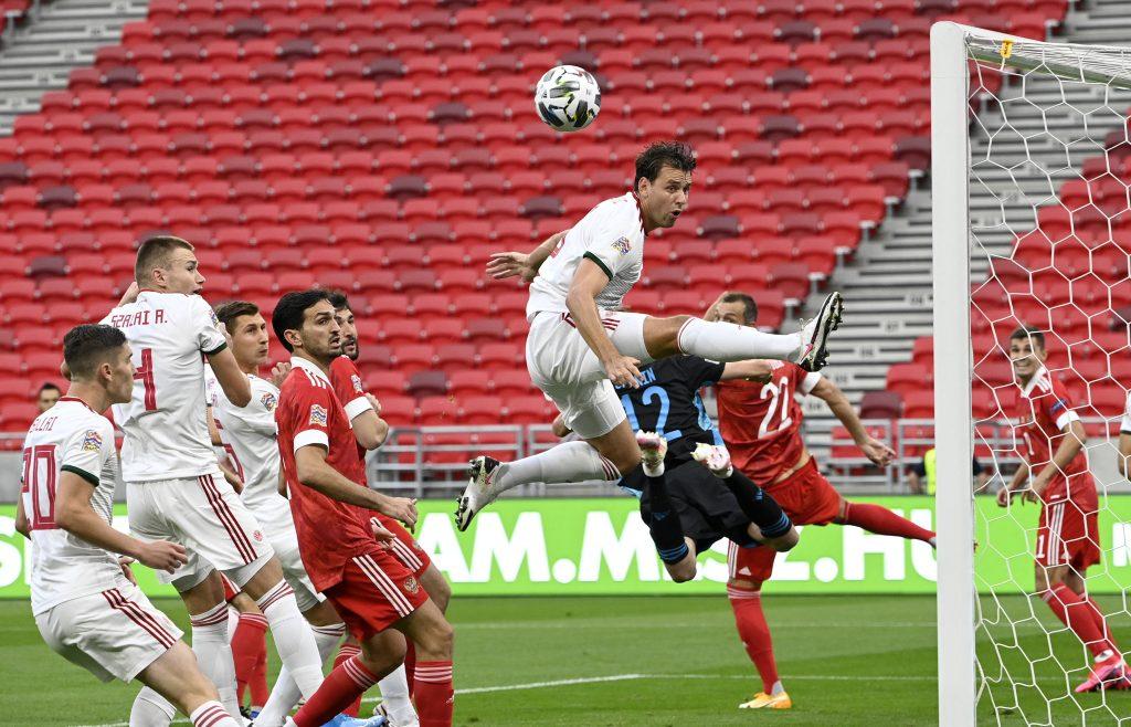 UEFA Nations League: Ungarn von Russland besiegt post's picture