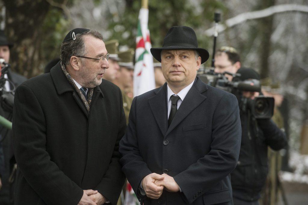 Orbán sendet Neujahrswünsche an der jüdischen Gemeinde