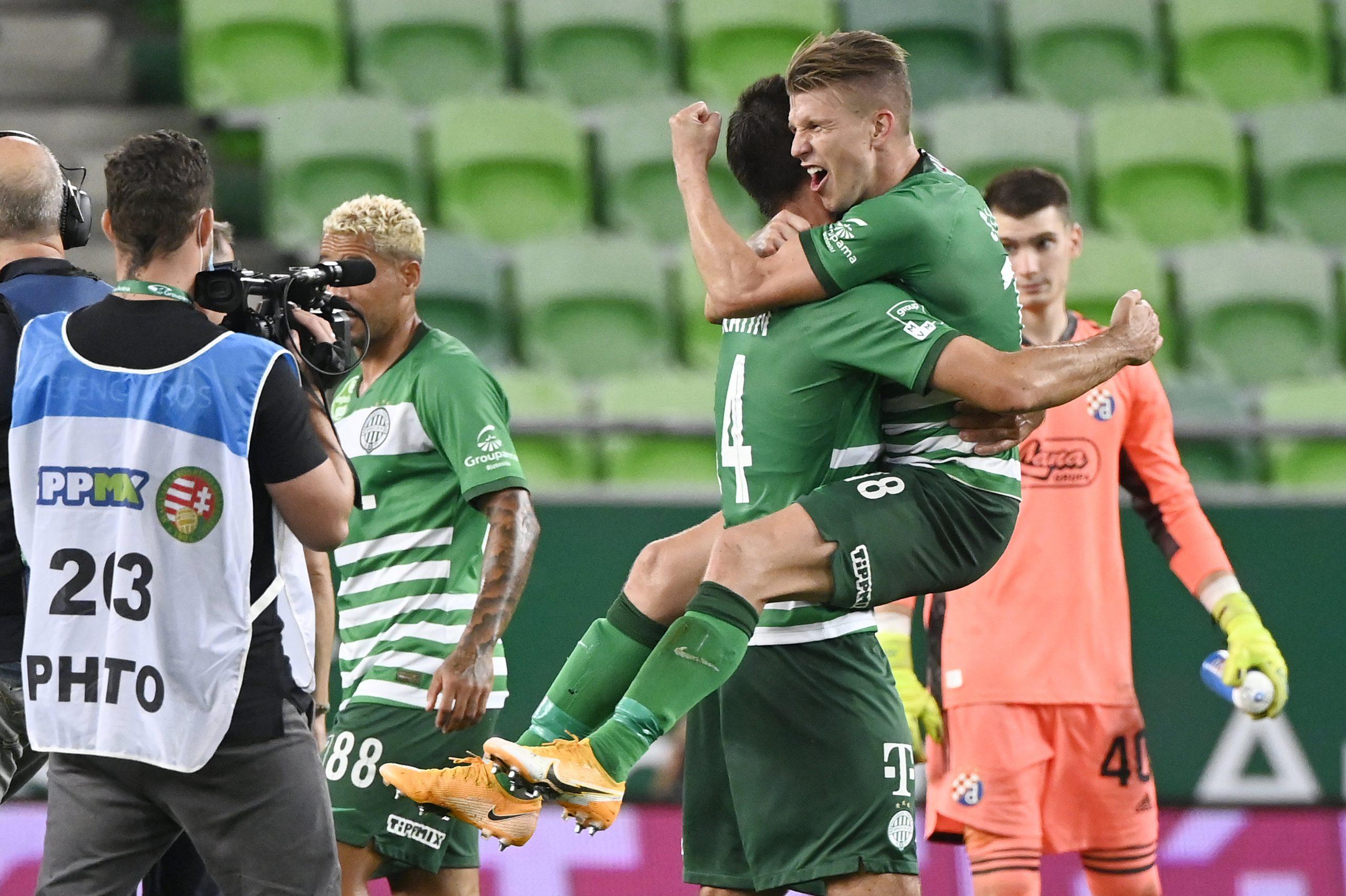 Champions League-Qualifikation: Ferencváros besiegt Dinamo Zagreb post's picture
