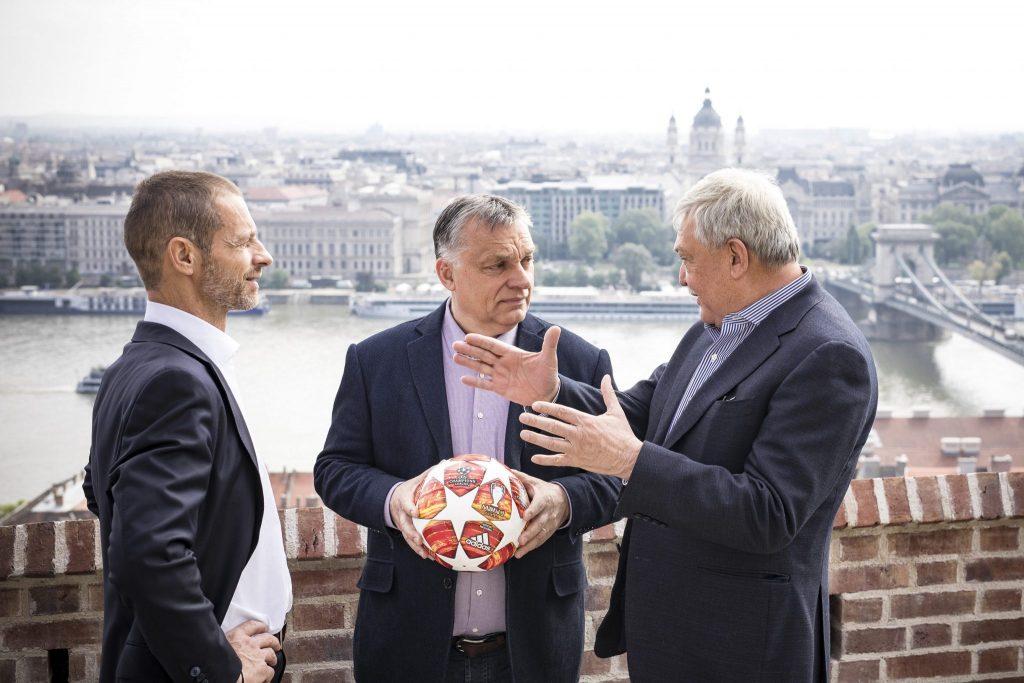 """Sozialisten: """"Europäischer Supercup in Budapest ist ein Coronavirus-Menschenversuch"""""""
