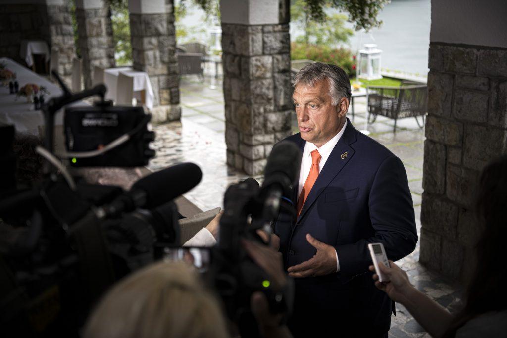 Orbán: Mitteleuropa verspricht Erfolg