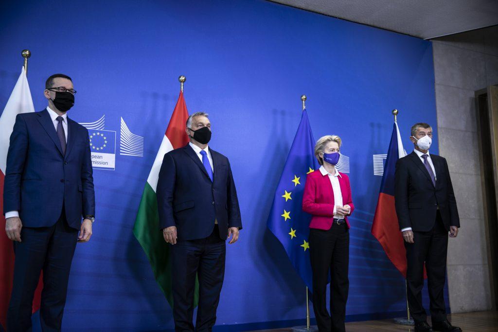 Budapost: Diskussion um Frage der Rechtsstaatlichkeit geht weiter post's picture