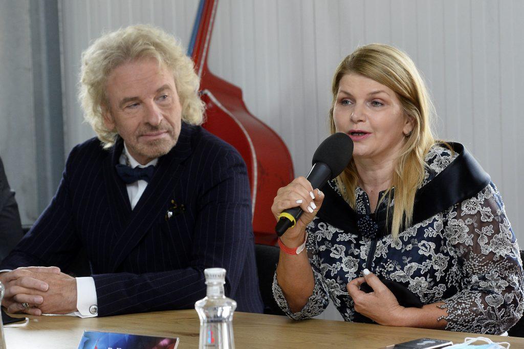 """Ungarische Talentshow """"Virtuózok"""": Thomas Gottschalk und Placido Domingo in der Jury"""