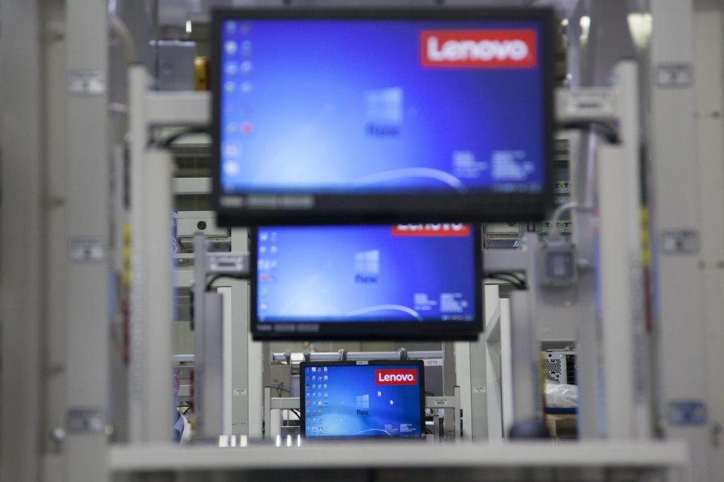 Lenovo baut sein erstes europäisches Werk in Ungarn