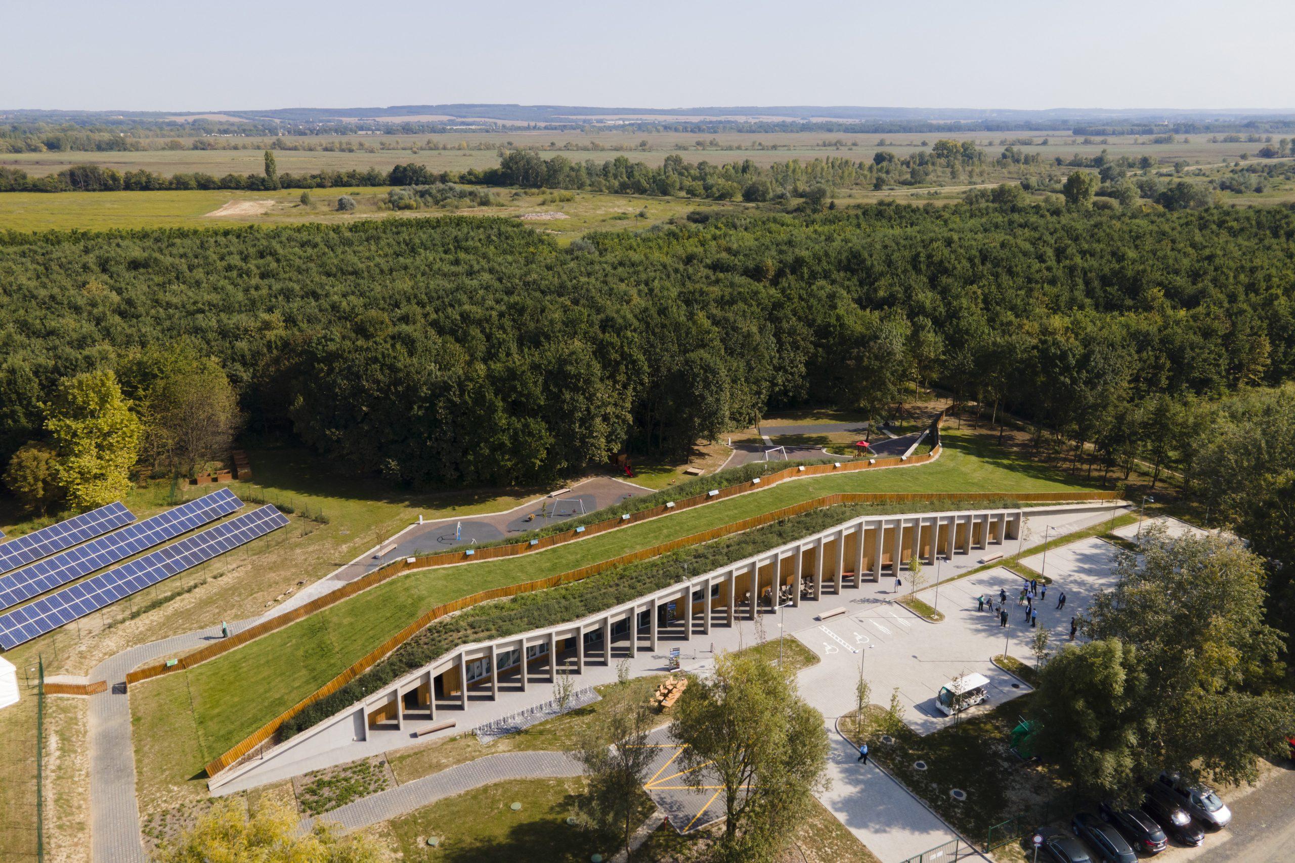 Kis-Balaton Besucherzentrum eröffnet