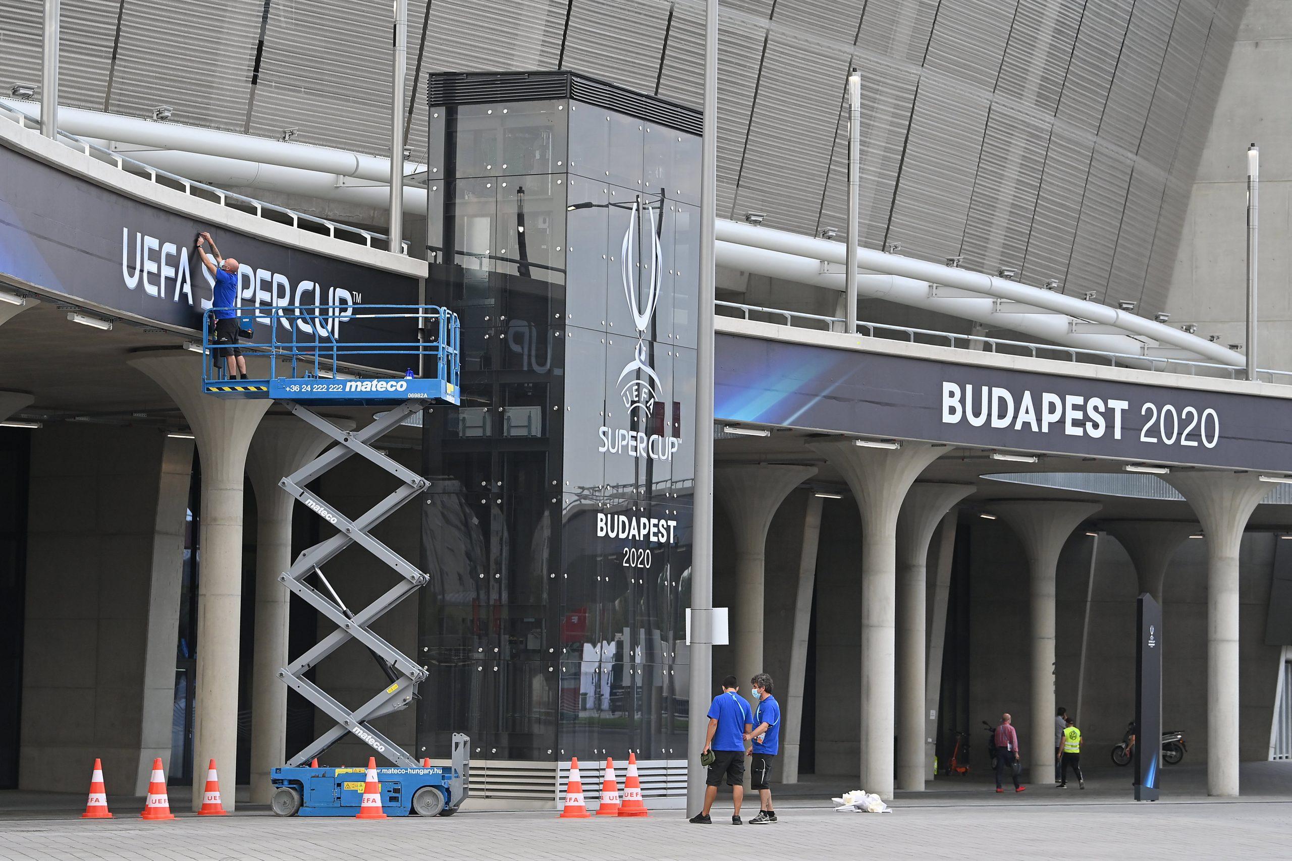 UEFA-Supercup: Sky und DAZN übertragen das Spiel, werden aber nicht vor Ort sein post's picture