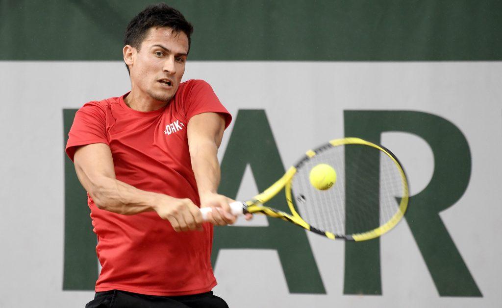 Roland Garros: Attila Balázs kommt in die zweite Runde!