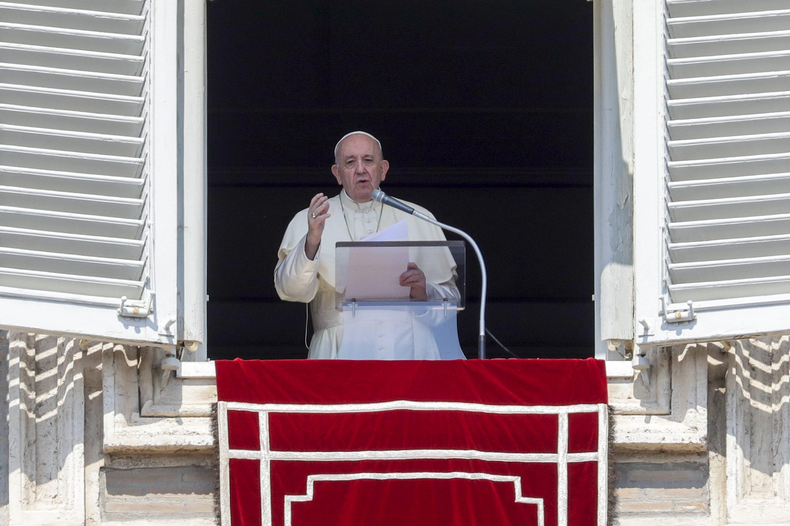 Papst Franziskus sendet Nachricht an Ungarn post's picture