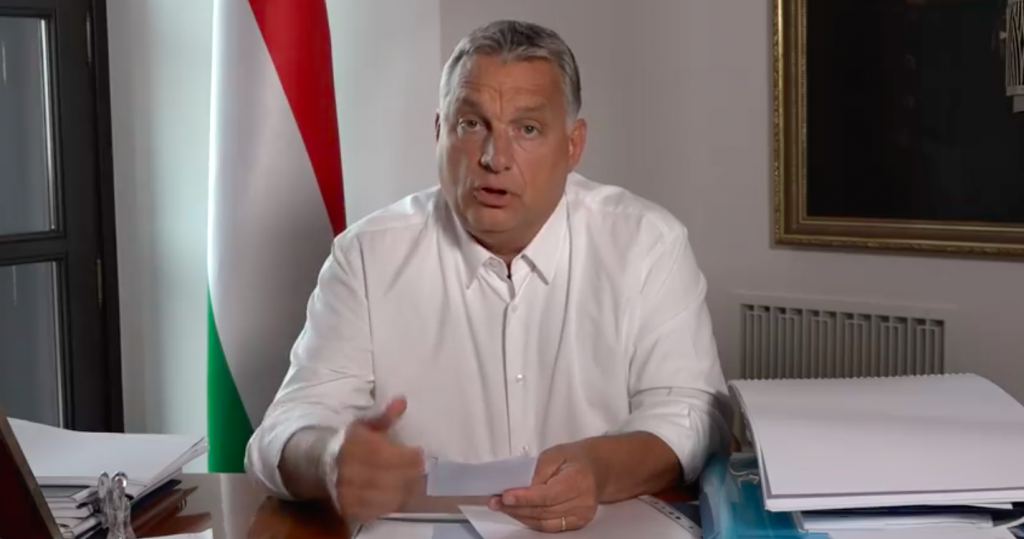 Orbán kündigt neue Corona-Maßnahmen an