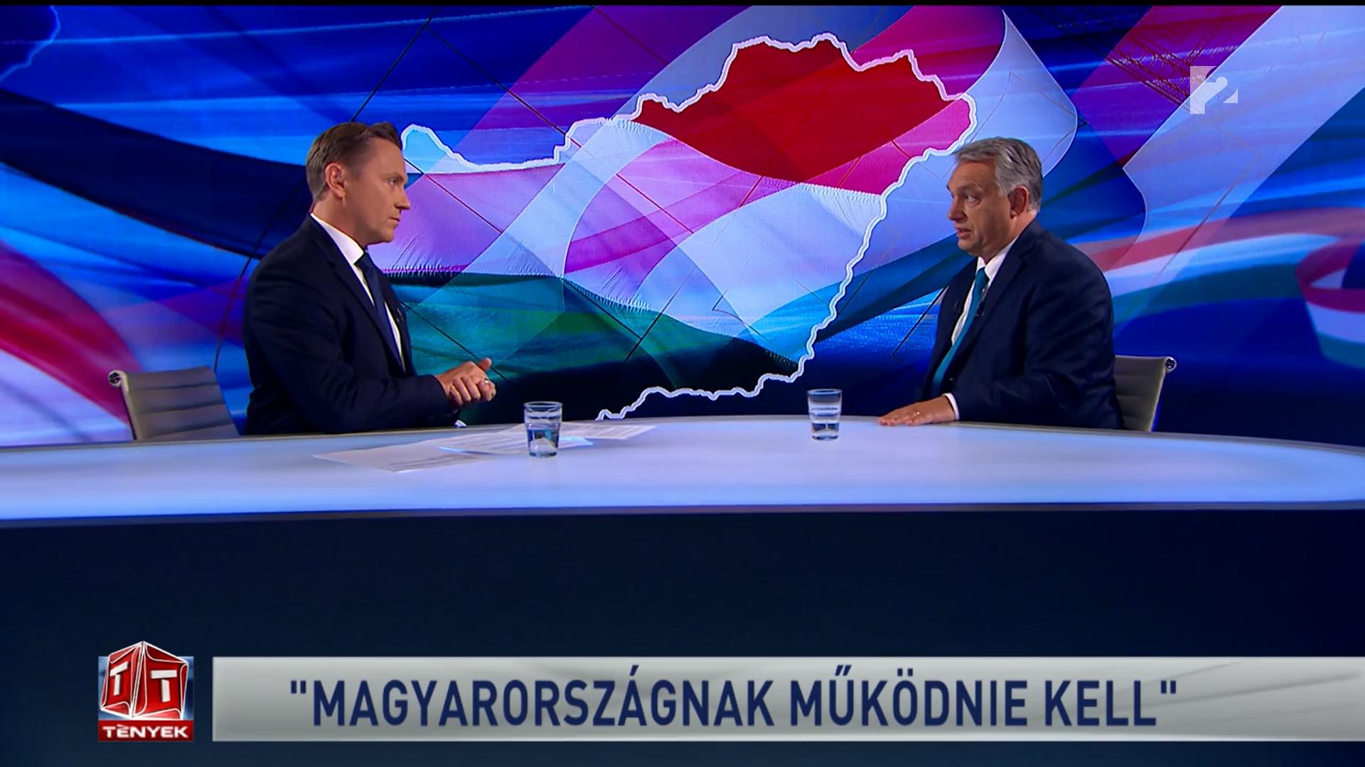 """Orbán gegenüber TV2: """"Impfstoff wird auch in Ungarn verfügbar sein"""" post's picture"""