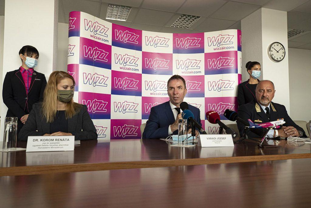Wizz Air unterzeichnet Kooperationspakt mit Streitkräften zur Personalschulung