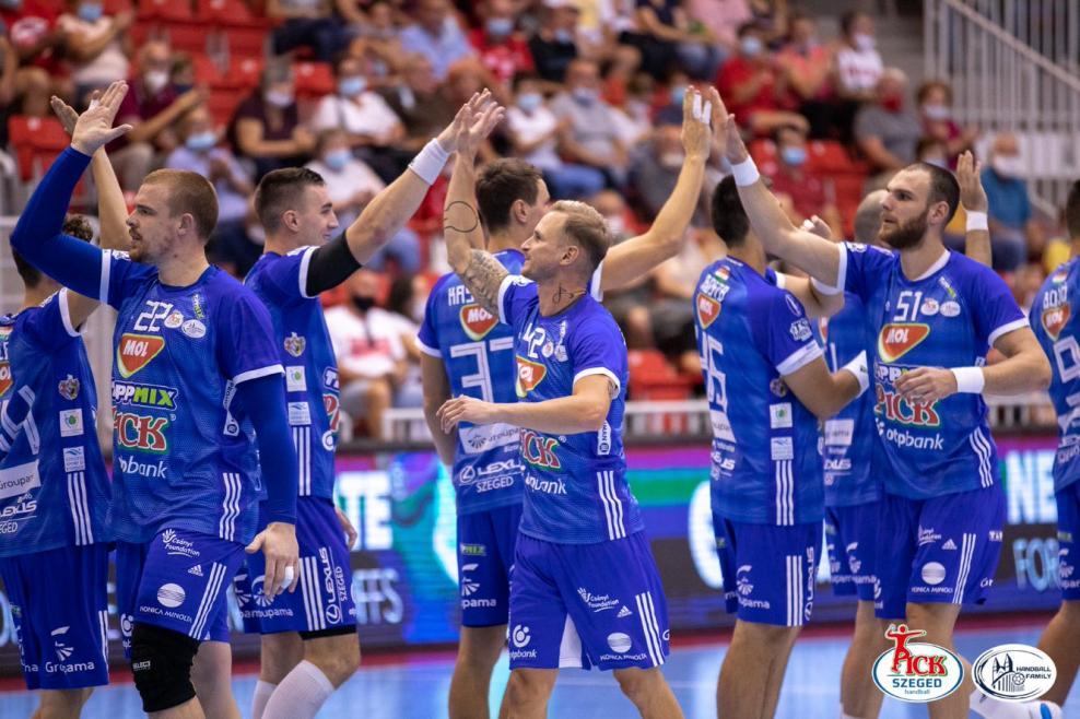 Männer-Handballmannschaft in Szeged unter Quarantäne post's picture