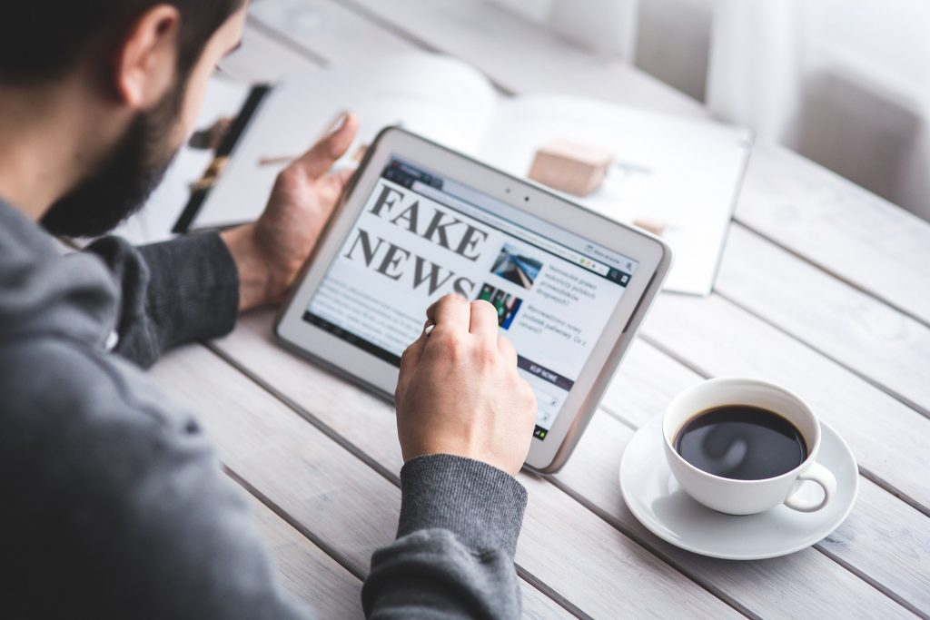 Medienbehörde: Kampagne gegen Fake news post's picture
