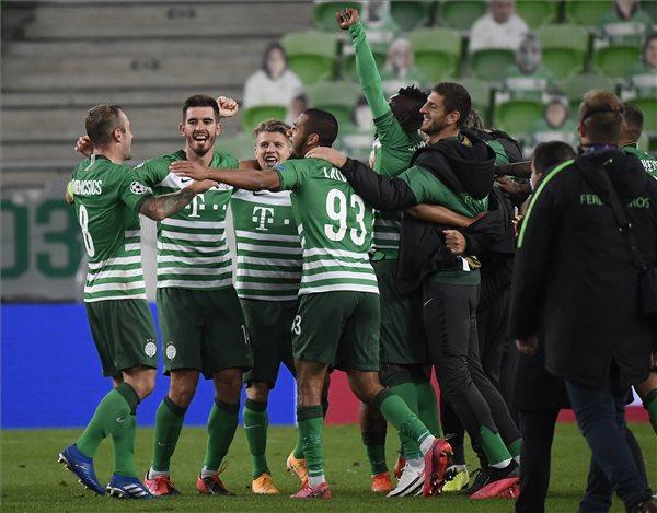 Champions League: Fradi schafft nach 25 Jahren den Einzug in die Gruppenphase