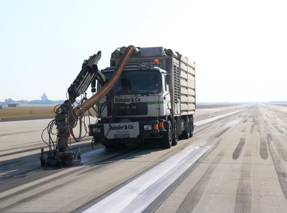 Renovierungsarbeiten am Flughafen Budapest ab Montag