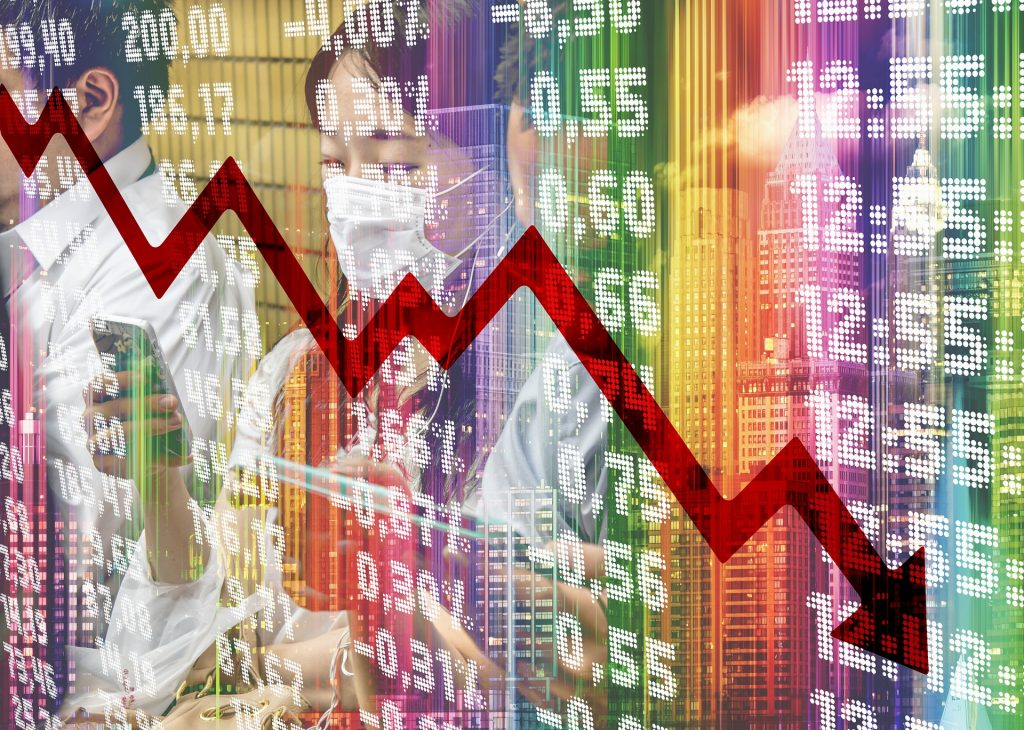 Rückgang des BIP im zweiten Quartal um 13,6% post's picture