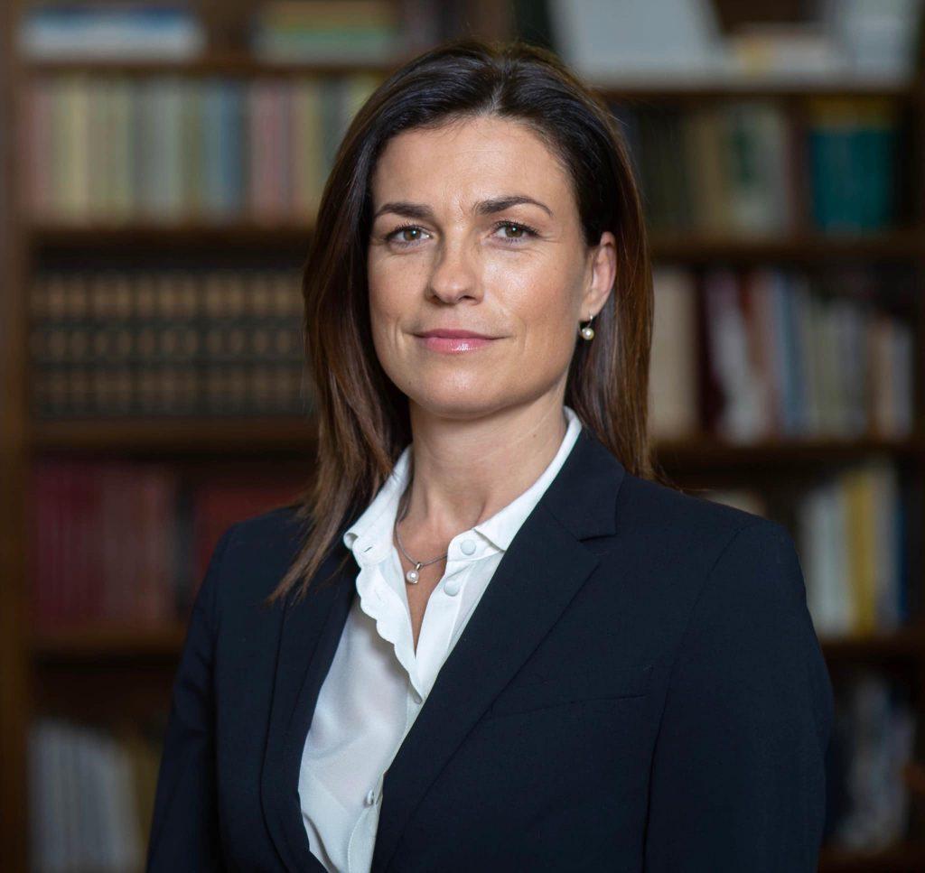 Justizministerin Judit Varga mit Corona infiziert