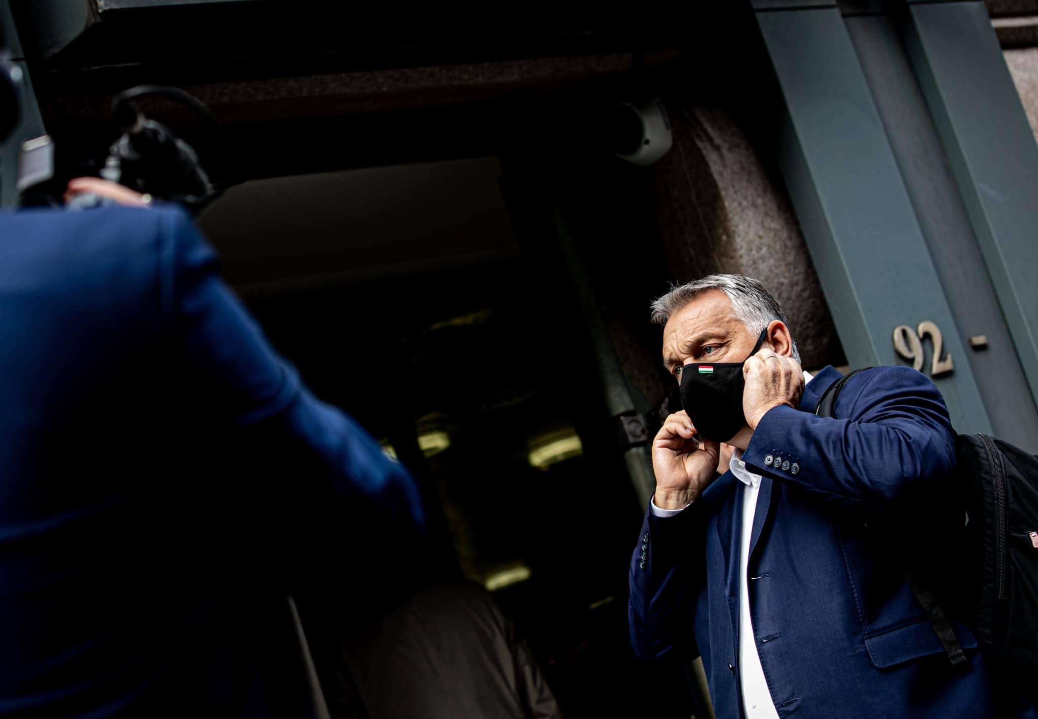 Orbán vor EU-Gipfel: Pandemie-Bekämpfung im Mittelpunkt post's picture