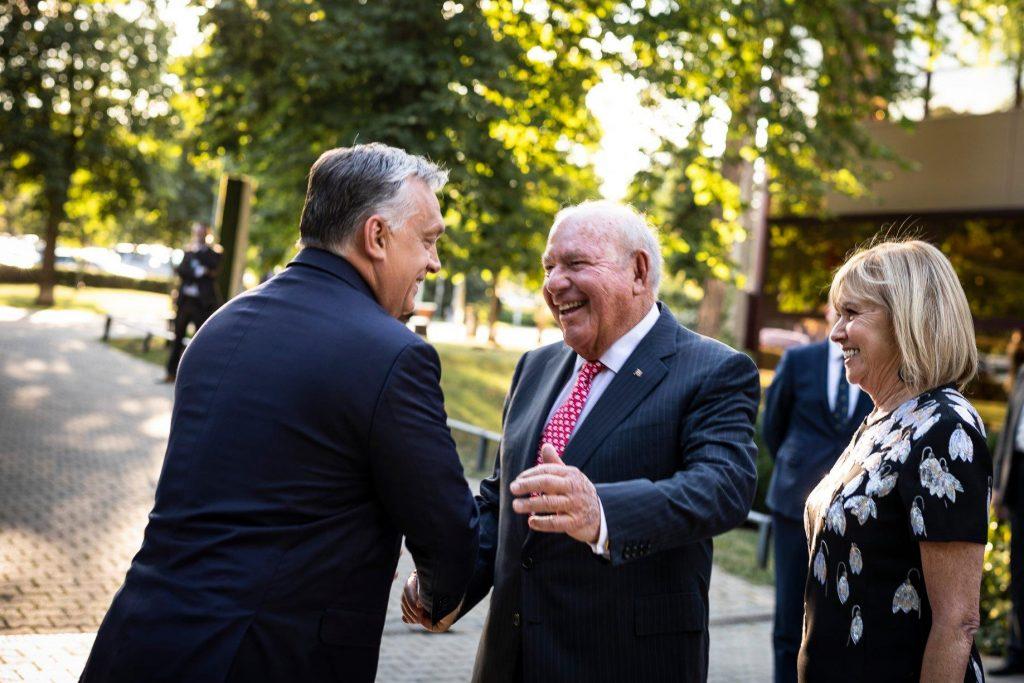 """US-Botschafter: """"Orbáns Regierung ist nicht totalitär, Ungarn ist eine Demokratie"""""""
