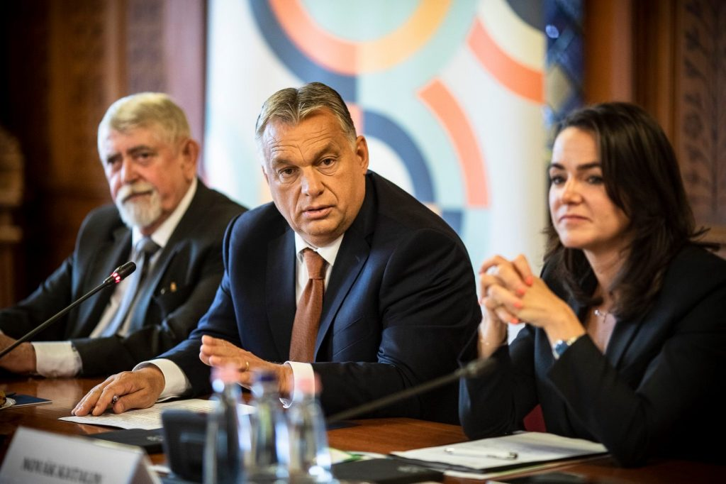 Ungarn unterzeichnet die Anti-Abtreibungserklärung
