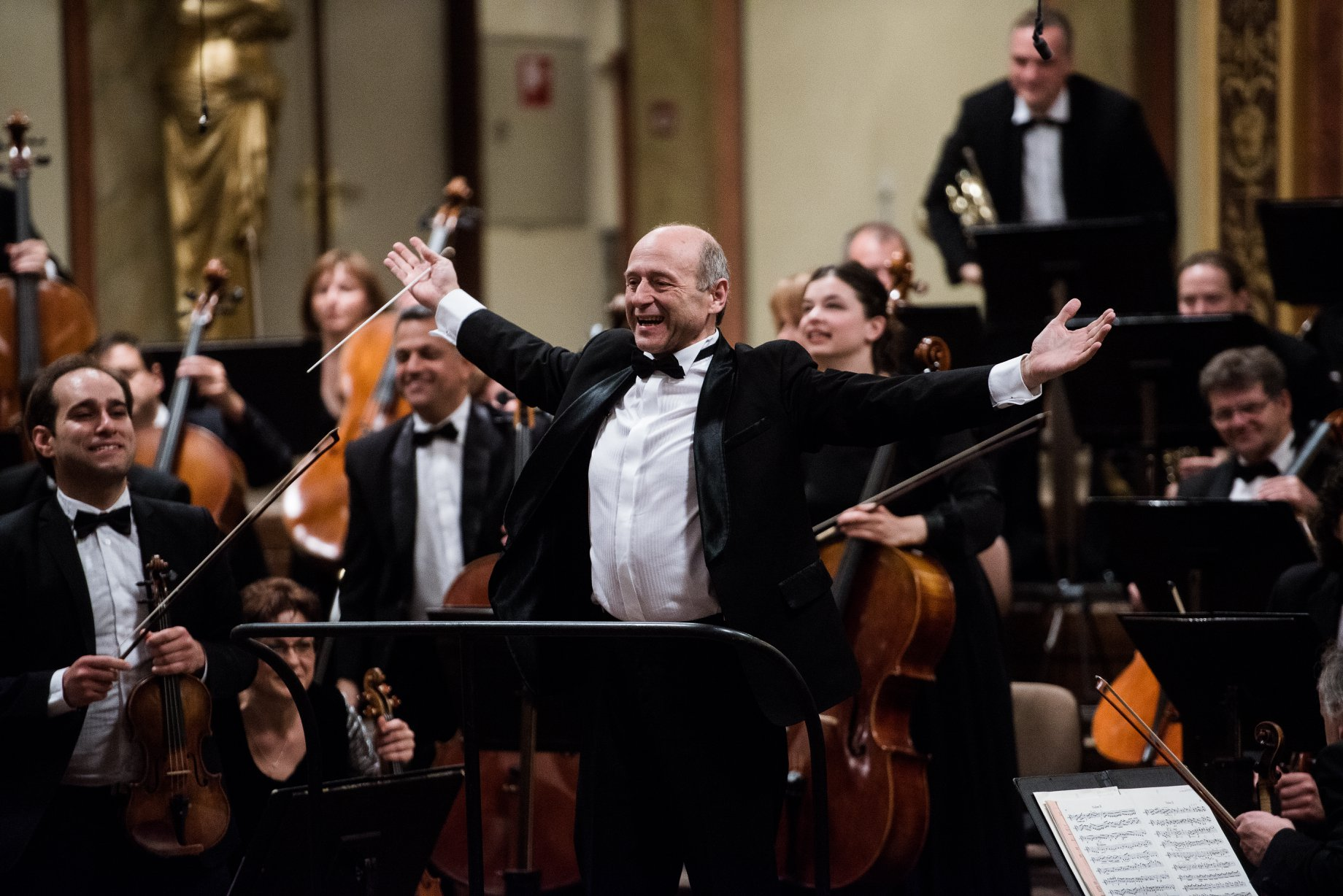 "BBC: ""Budapest Festival Orchester"" unter den Top 10 Orchestern der Welt post's picture"