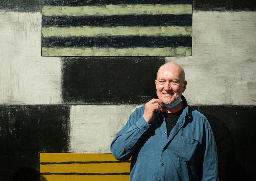 Sean Scully Ausstellung in der Nationalgalerie